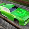 This is a McAllister Trans Am.  All Faskolor paint.  All graphics hand cut.  Love that green!