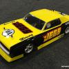 Better view of the JEGS Cougar body.  This one I did for myself for Vintage Trans Am racing.  Its mounted on an Associated TC3.